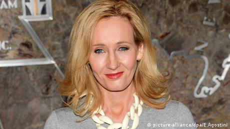 Harry-Potter-Autorin J.K. Rowling (Foto: dpa)