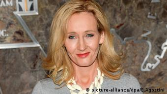 J.K. Rowling, Copyright: picture-alliance/dpa/E.Agostini