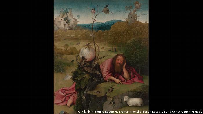 500 Jahre HIeronymus Bosch Nordbrabant Museum s'Hertogenbosch Johannes der Täufer