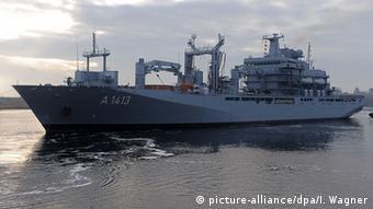 Το Πλοίο Γενικής Υποστήριξης «Βόννη»