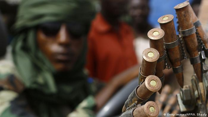 Munition in Nyala (Foto: Getty Images)