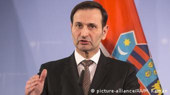 Hrvatski ministar vanjskih poslova Miro Kovač