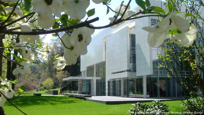Deutschland Schwarzwald Museum Frieder Burda