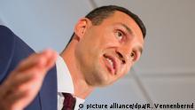 Deutschland Wladimir Klitschko