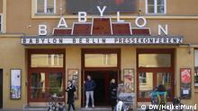 Berlin Kino Babylon
