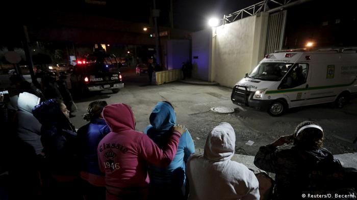 """Resultado de imagem para Motim em presídio no """"México"""""""