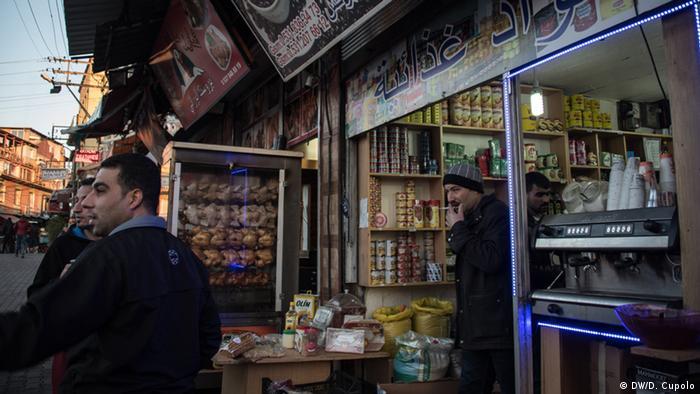 Сирійська лавка у Ізмірі
