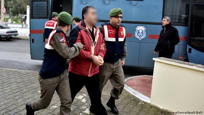 verdächtige Schmuggler Aylan Kurdi Türkei Polizei