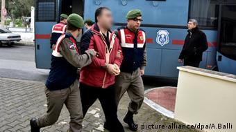 Οι τουρκικές αρχές συλλαμβάνουν ένα διακινητή