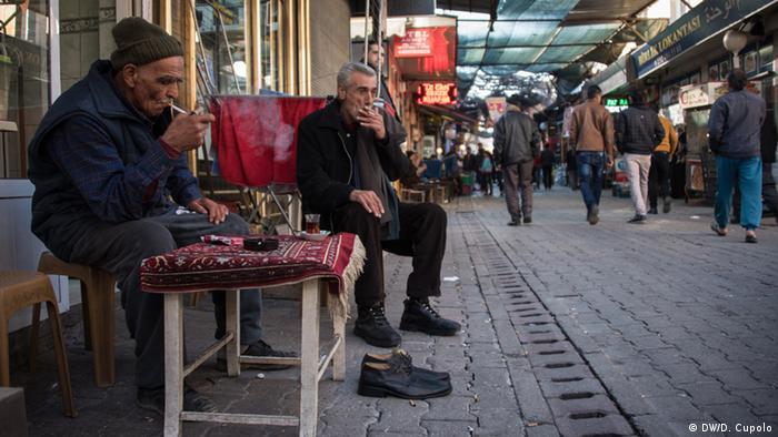 На вулицях Ізміра