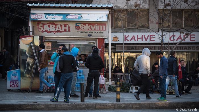 Площа Басман у Ізмірі