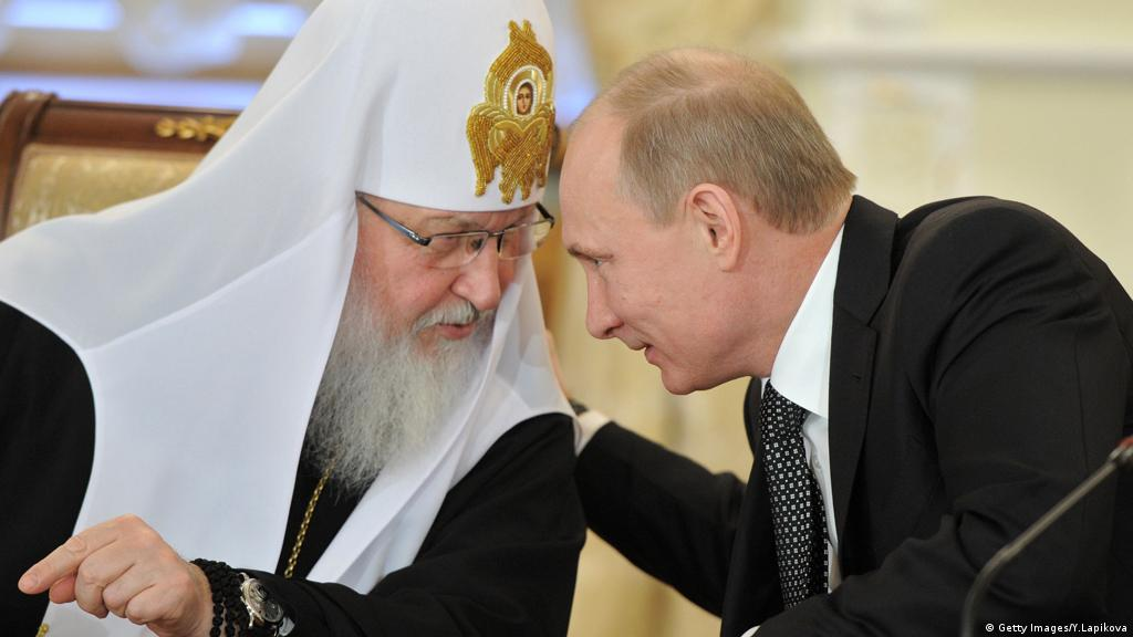 Opinion Orthodox Church Rift Is A Defeat For Vladimir Putin Opinion Dw 16 10 2018