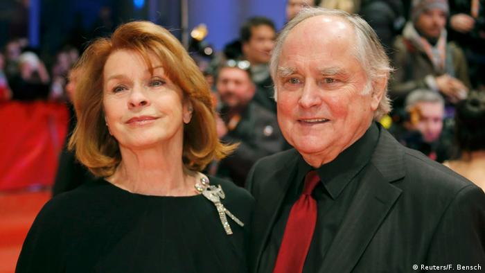 Senta Berger and Michael Verhoeven (Reuters/F. Bensch)