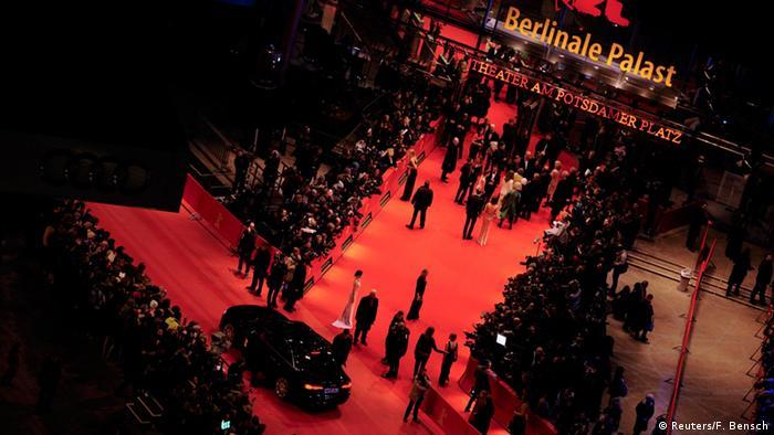 Berlinale 2016 Roter Teppich (Reuters/F. Bensch)