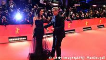 Berlinale Hail Cesar George Clooney Roter Teppich Amal Alamuddin