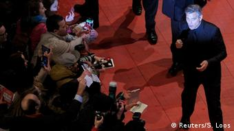 Berlinale Hail Cesar George Clooney Roter Teppich