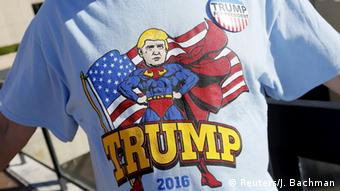 USA Vorwahlen Donald Trump Superman
