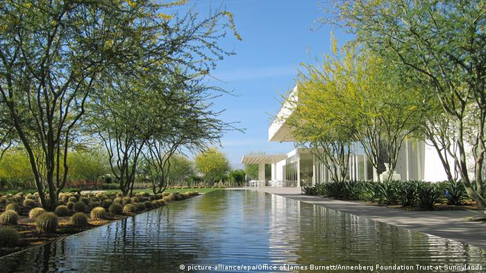 Sunnylands (Foto: picture alliance)