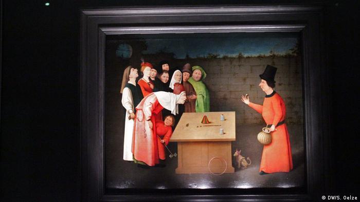 Ausstellung Hieronymus Bosch: Visionen eines Genies