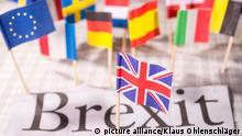 Brexit Symbolbild