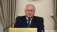 Minsk Martin Sajdik OSZE Interview