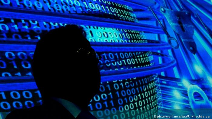 Cybersicherheit (picture-alliance/dpa/R. Hirschberger)