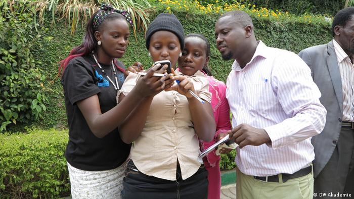 Uganda Citizen Reporter - DW Akademie
