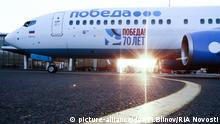Pobeda Airlines Russland