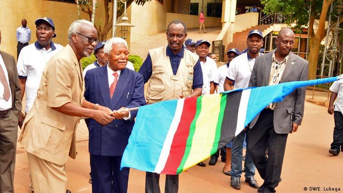 Uganda breathes easy as presidential campaigns close ...