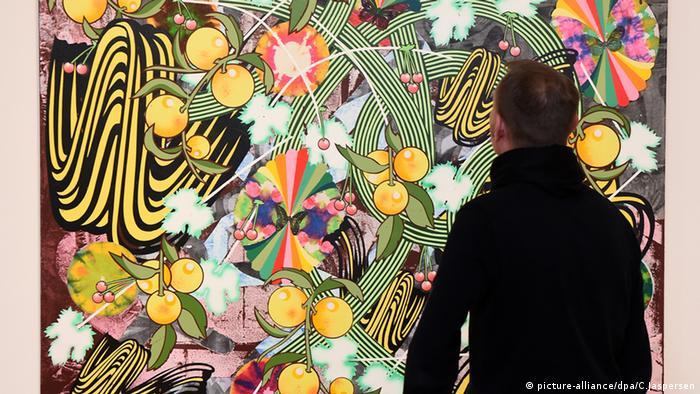 На выставке Витаминный коктейль – Фрукты на картинах от Пикассо до Уорхола.