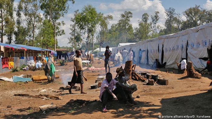 Plus de 70.000 Burundais se sont réfugiés au Rwanda voisin depuis le début de la crise en 2015