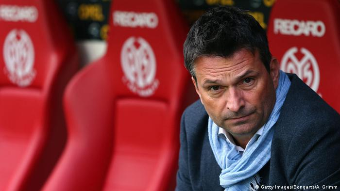Bundesliga Trainer Christian Heidel