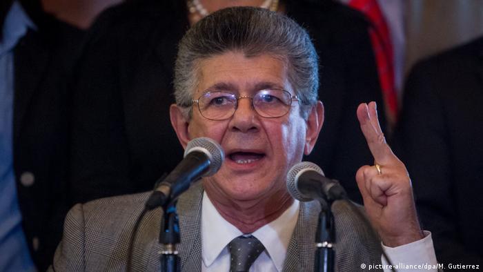 Venezuela Henry Ramos Allup