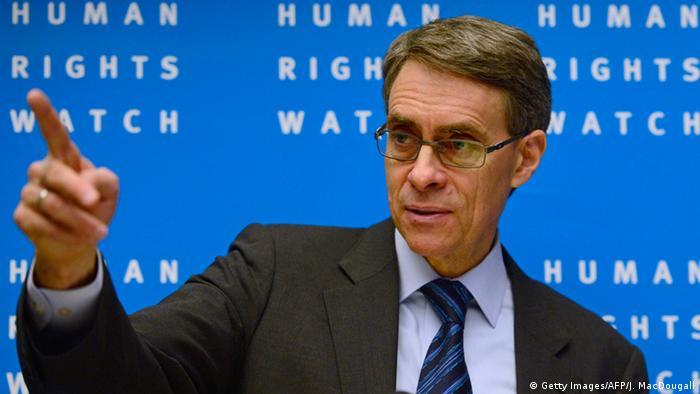 İnsan Hakları İzleme Örgütü İcra Direktörü Kenneth Roth