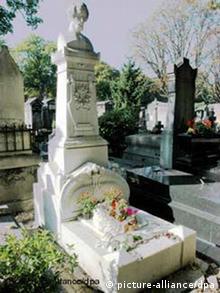 Paris - Friedhof Montmartre - Heinrich Heine
