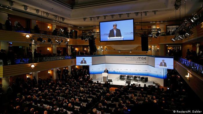 München Sicherheitskonferenz - John Kerry
