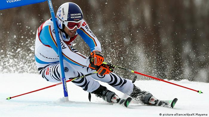 FIS World Cup Yuzawa Japan Fritz Dopfer Deutschland