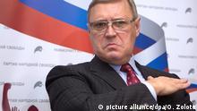 Russland Mikhail Kasyanov