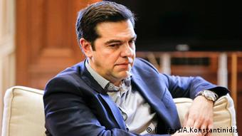 Alexis Tsipras (Foto: Reuters)