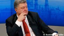 München Sicherheitskonferenz - Petro Poroschenko