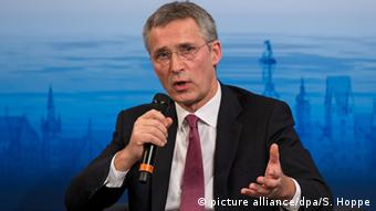 NATO-Generalsekretär Jens Stoltenberg (Foto: dpa)