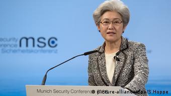 München Sicherheitskonferenz Deutschland Fu Ying