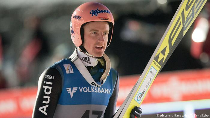 Severin Freund FIS Ski Jumping World Cup