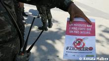 Informationsblatt über das Zika-Virus