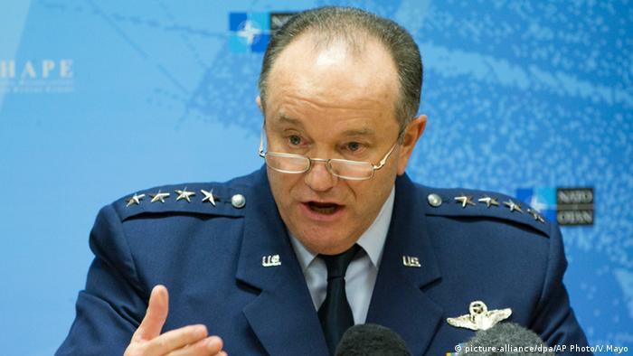 Phillip Breedlove NATO U.S. Air Force