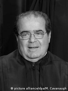 US Supreme Court Justice Antonin Scalia (Photo: EPA/MATTHEW CAVANAUGH)