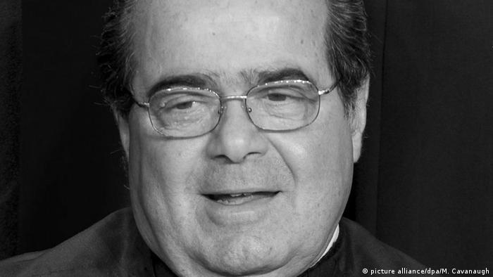 US-Richter Antonin Scalia ist gestorben