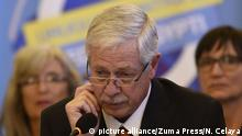 Uruguay Gesundheitsminister Jorge Basso
