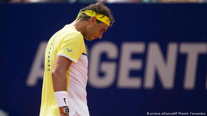 Tennis Rafael Nadal Niederlage