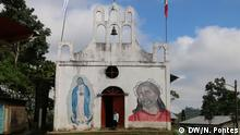 La iglesia de Acteal.